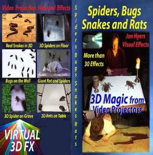SPIDERS, BUGS, SNAKES & RATS